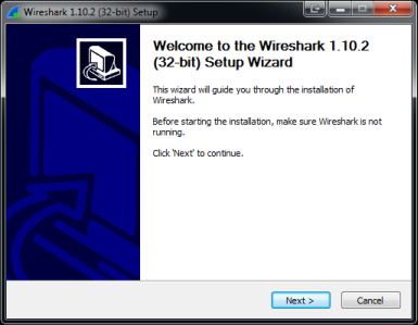Installation de Wireshark
