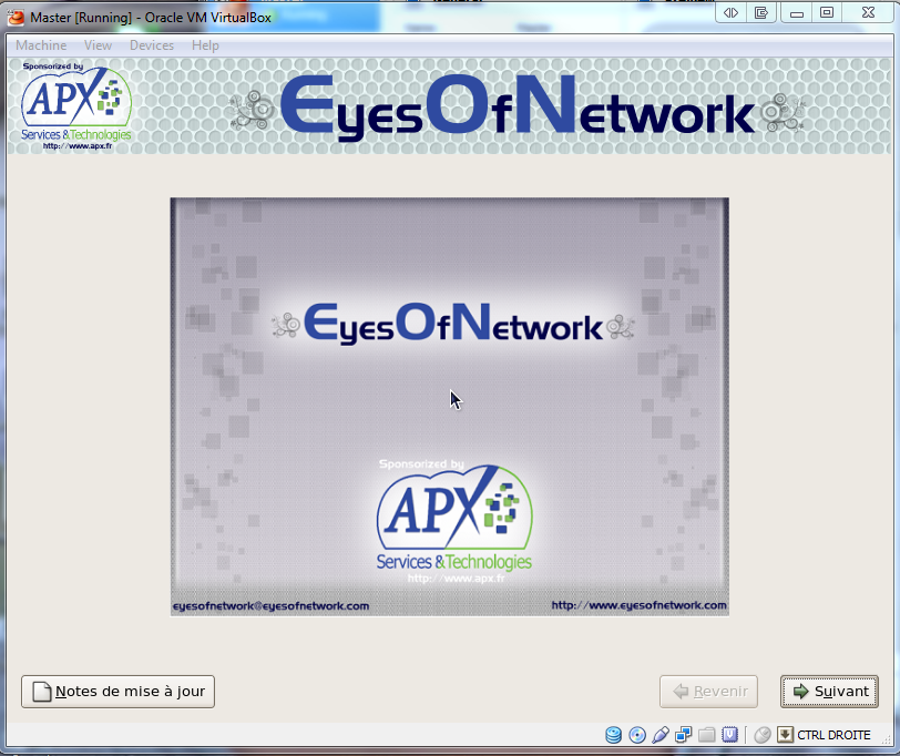 Eyes Of Network
