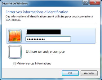 Sécurité de Windows